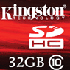 Kingston Digital SDHC Class 10 карти
