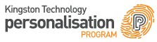 Kingston Technology personalisation program
